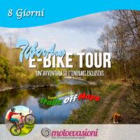 E-BIKE TOUR TIBERARNO