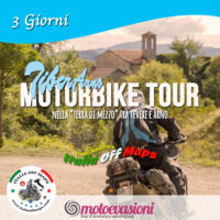 MOTORBIKE TOUR TIBERARNO