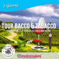 TOUR BACCO&TABACCO